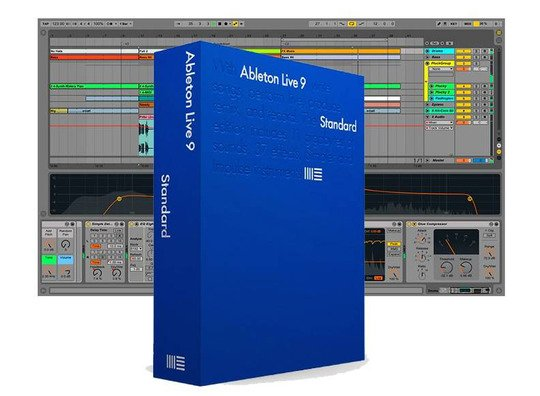 Ableton Live 9 Standard Upgrade From Lite