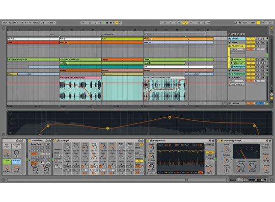 Ableton Live 9 Suite Download Licence