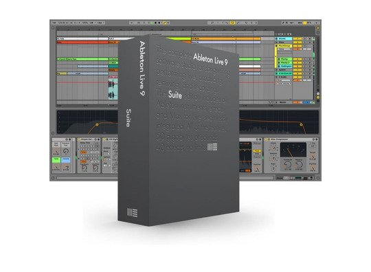 Ableton Live 9 Suite Upgrade From Lite