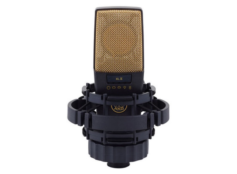 Akg C 414 Xl Ii With Spider Front