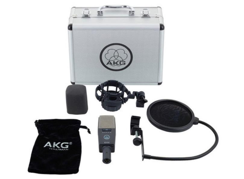 Akg C414 Xls All Items
