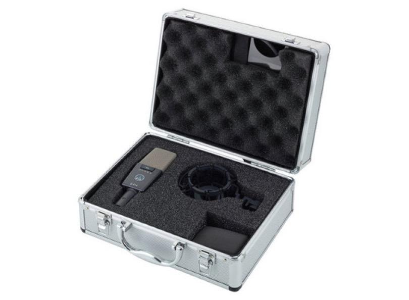 Akg C414 Xls Case Opened