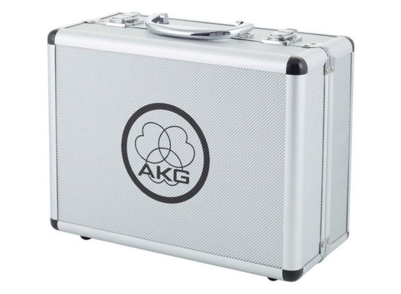 Akg C414 Xls Case