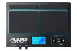 alesis-sample-pad-4-top