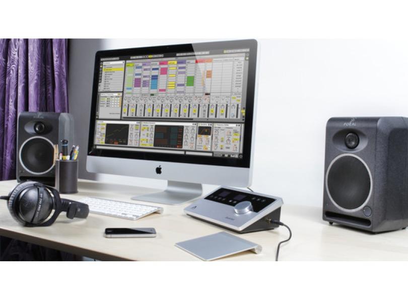 Apogee Quartet For Ipad Mac Studio