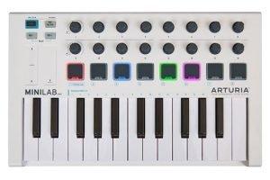 arturia-minilab-mk2-top