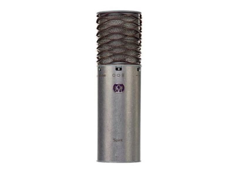 Aston Microphones Spirit Front
