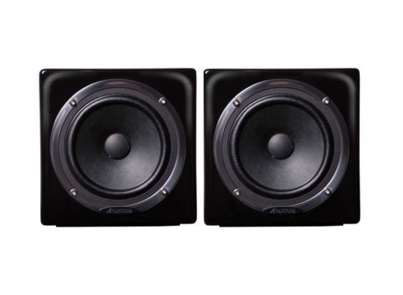 Avantone Pro Mixcubes Active Black Pair Front