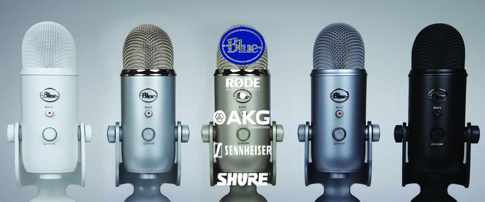 Blue Microphones - Yeti Models