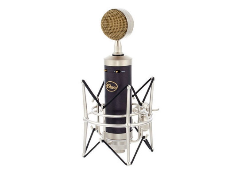 Blue Microphones Baby Bottle Sl With Spider