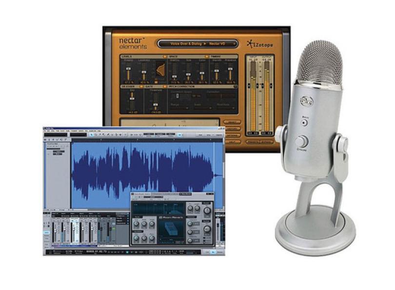 Blue - Microphones - Yeti Studio
