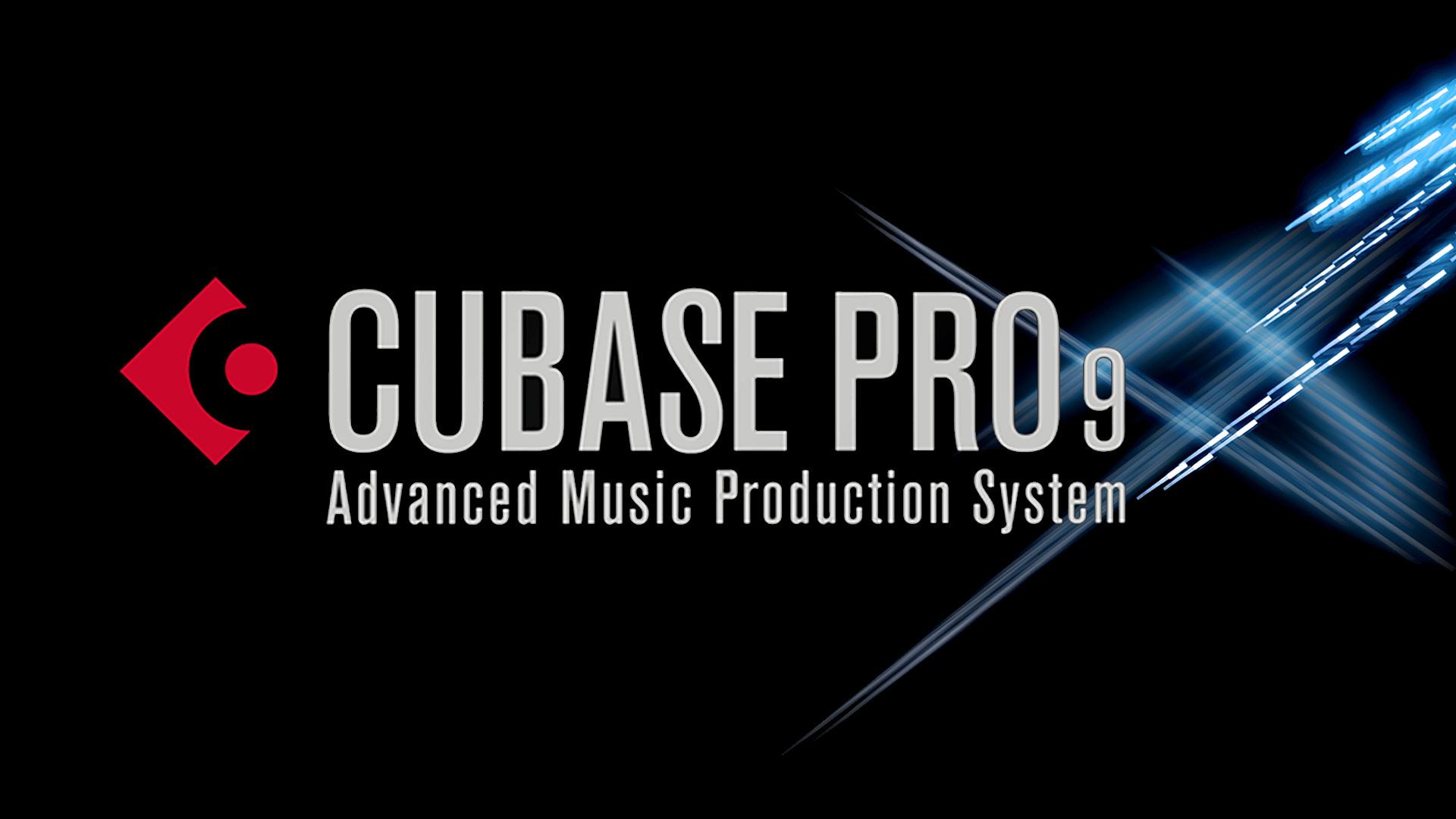 Workshop Cubase Pro 9 - Banner