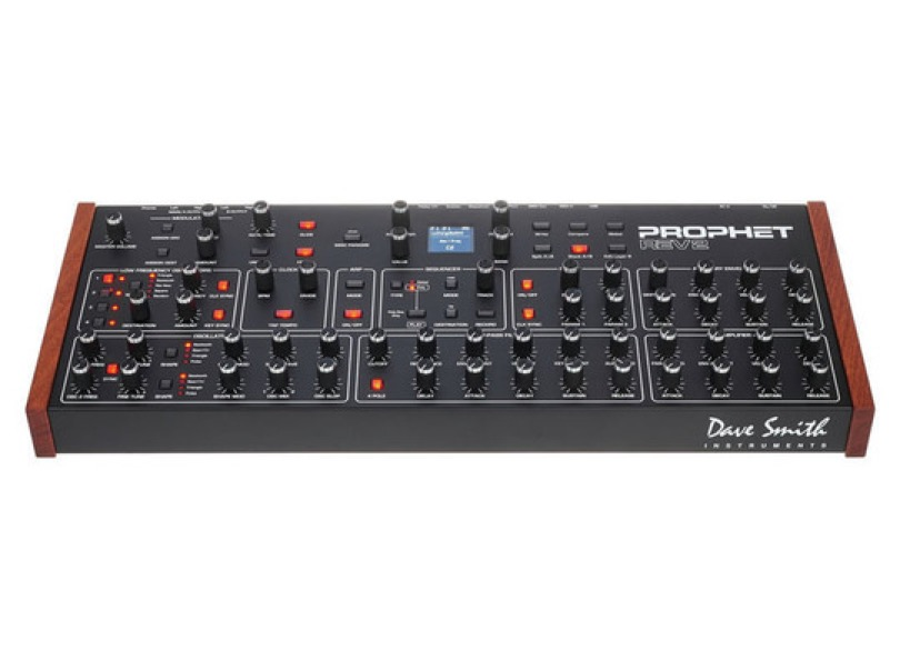 Dave Smith Instruments Prophet Rev2 8 Desktop Front