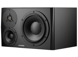 Dynaudio Lyd 48 Black Left Angle Right