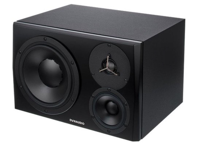 Dynaudio Lyd 48 Black Right Angle Right