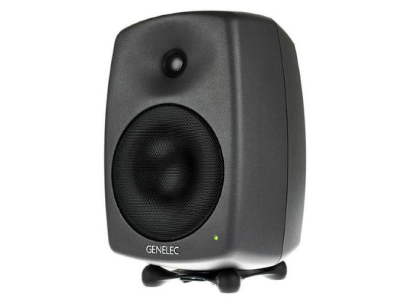 Genelec 8040 Bpm Angle Left With Stand
