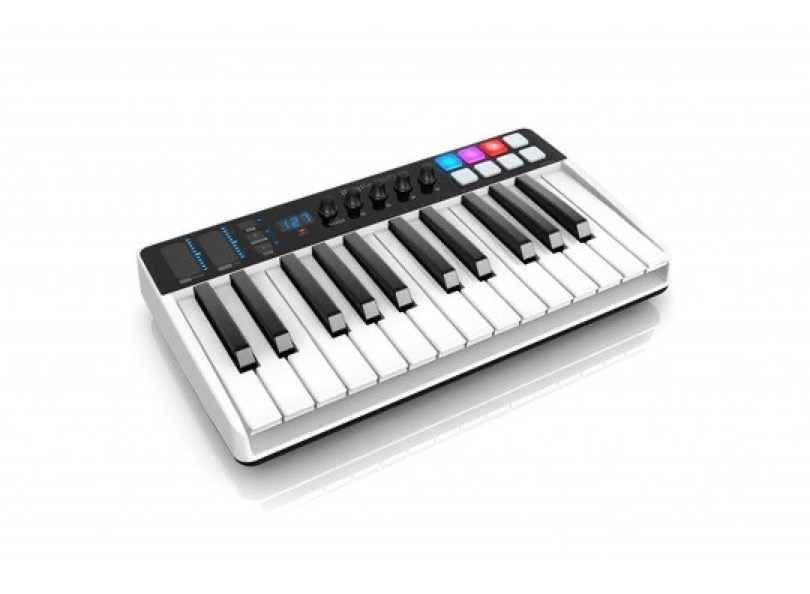 Ik Multimideia Irig Keys Io 25 Angle Left