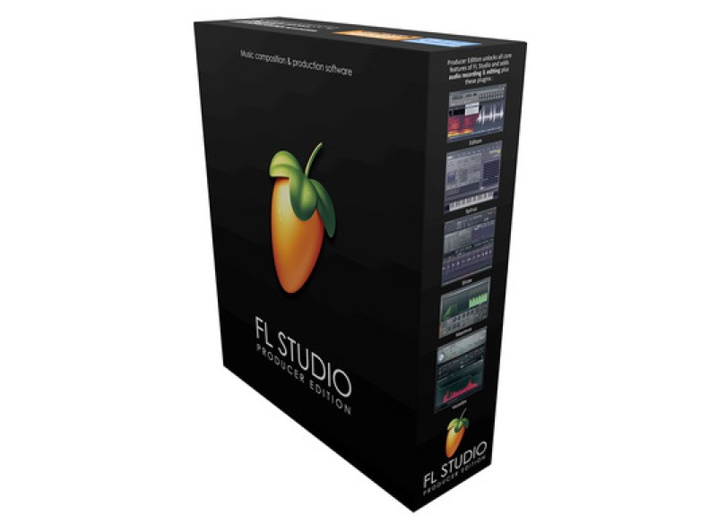 Imageline Fruity Loops Studio 12 Producer Edition