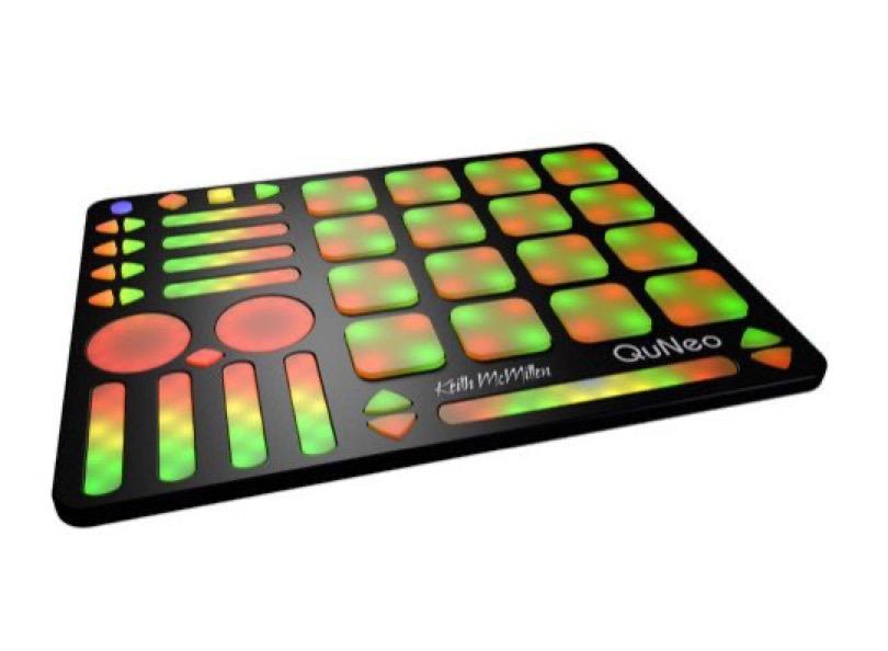 Keith McMillen Instruments - QuNeo