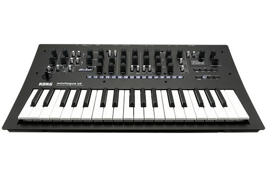 korg-minilogue-xd-front