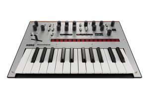 korg-monologue-silver-front