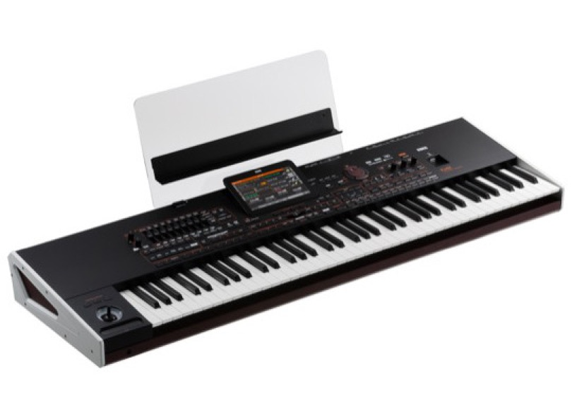 Korg - PA4x 76 - Support partitions
