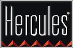 Logo - Hercules DJ (Contrôleurs, platines, tables de mix) - Dark