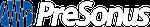 Presonus - Logo de la marque