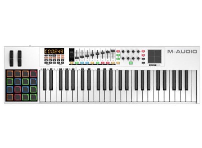 M-Audio - CODE 49