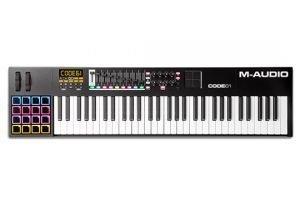 m-audio-code-61-top
