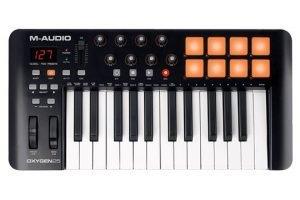 m-audio-oxygen-25-mk4-top