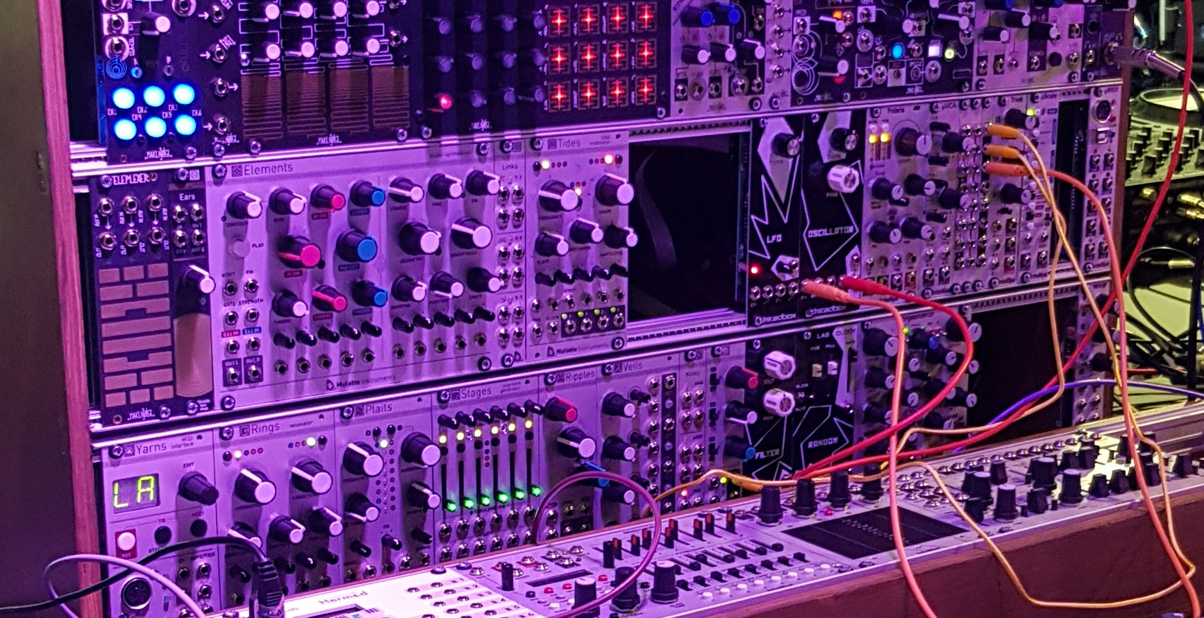 Music City Goes Modular !