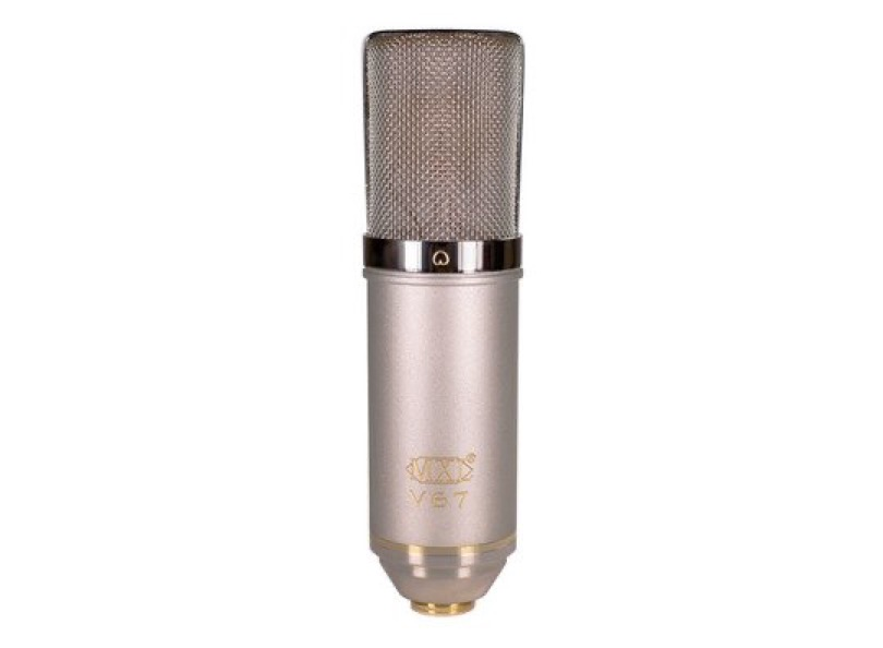 Mxl Microphones V67g He Front