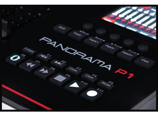 Nektar Panorama P1 - Controls