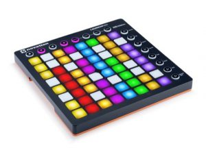 Novation - LaunchPad mkII - Angle