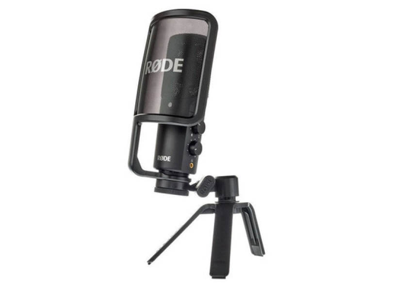 Rode Nt Usb Stand And Pop Shield