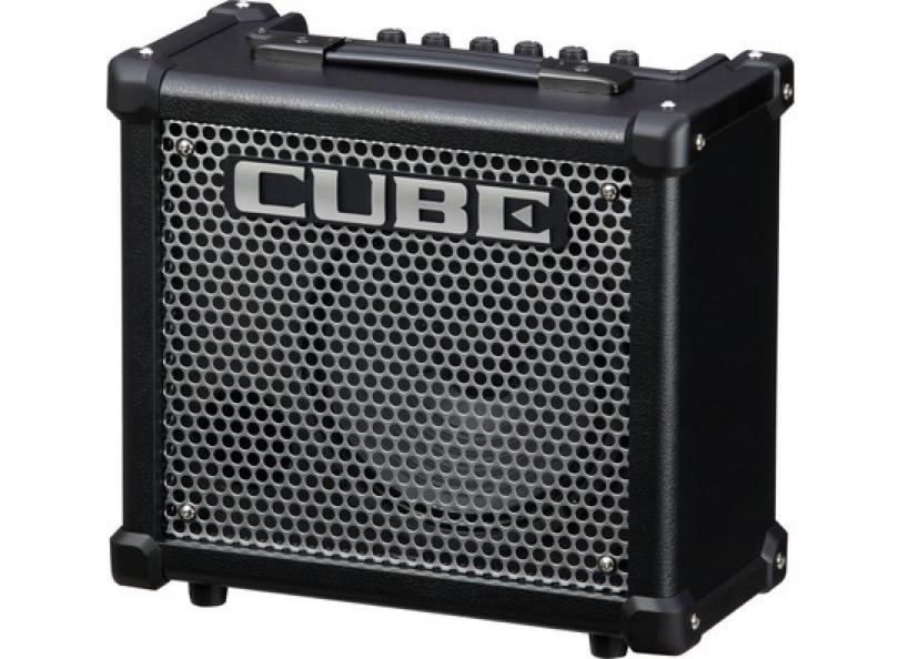 Roland Cube 10 Gx Angle