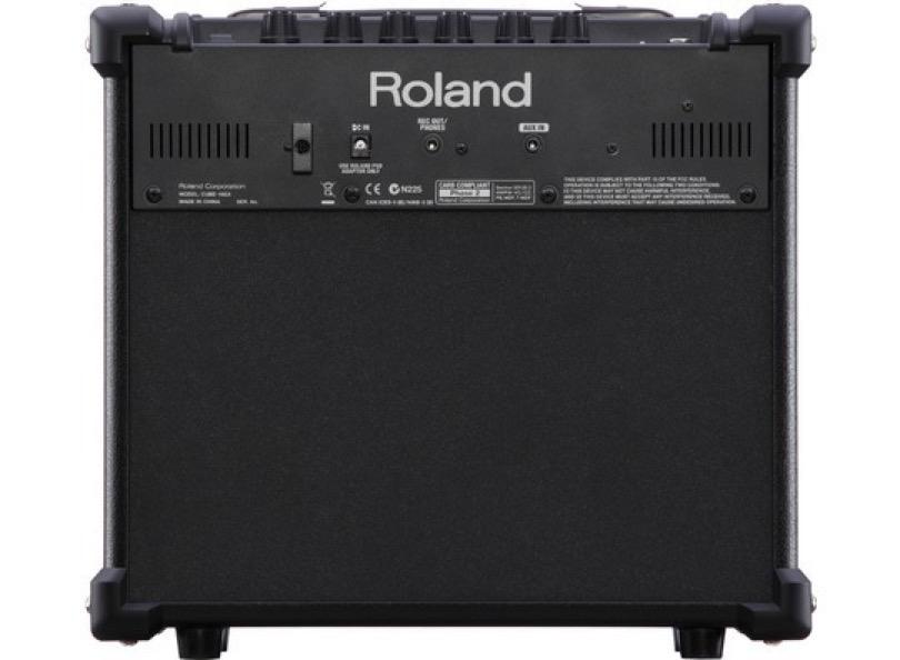 Roland Cube 10 Gx Back