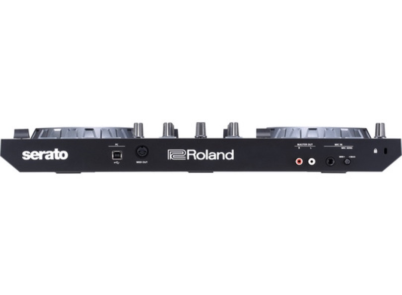 Roland Dj 202 Rear