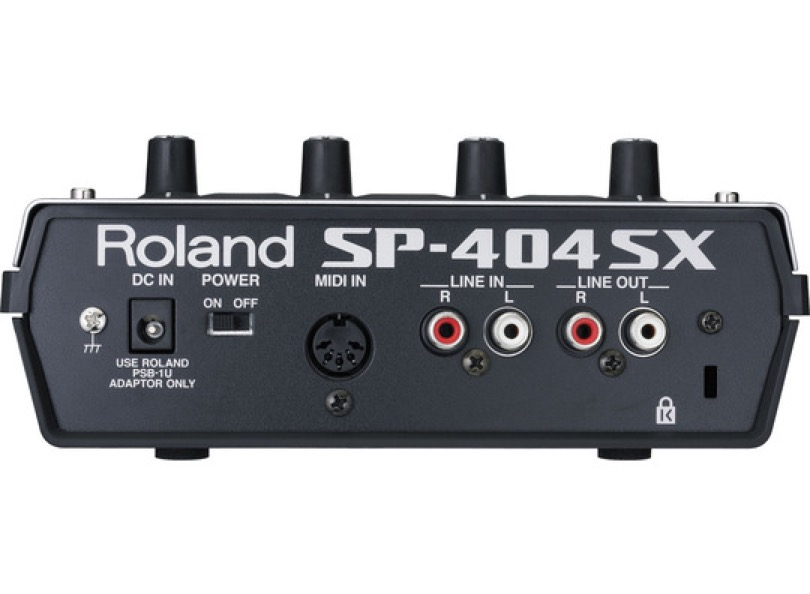 Roland Sp 404sx Rear