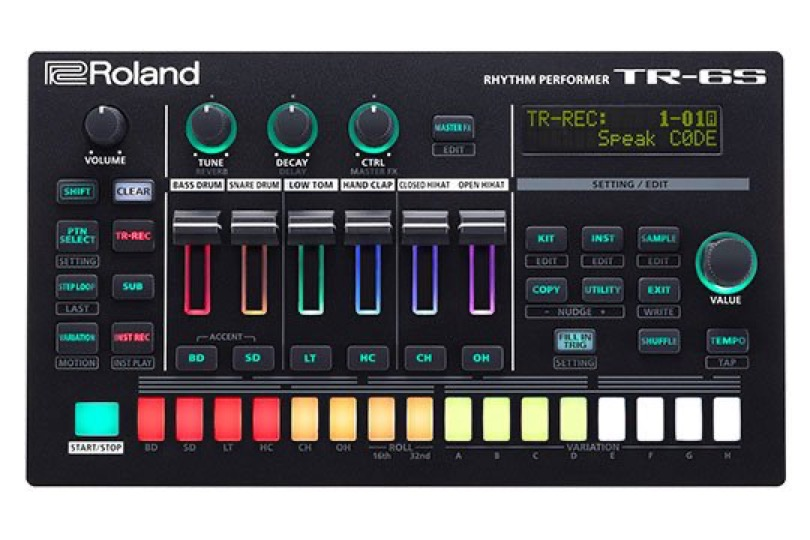 roland-tr6s-top