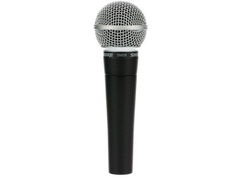 Shure Sm 58 Front