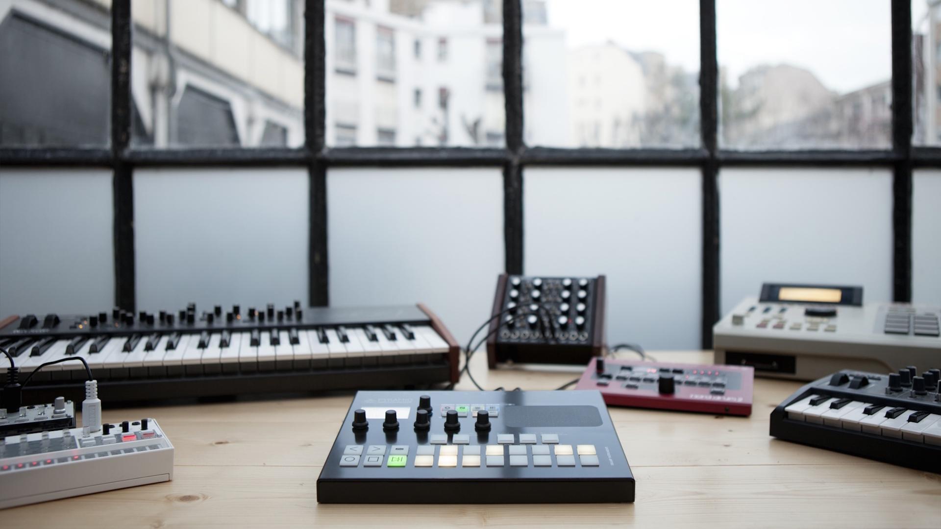 Squarp Instruments - Pyramid - Studio
