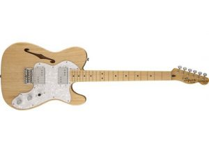 Squier Vintage Modified Thinline Telecaster 72