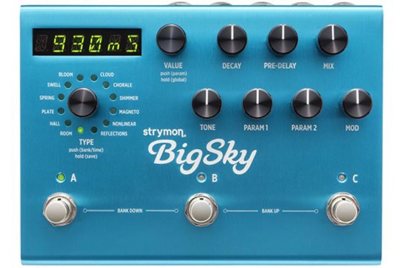 Strymon Big Sky