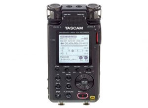 Tascam Dr 100mkiii Front