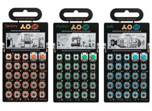 Teenage Engineering - Pocket Operators