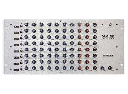 Vermona - DRM1 mkIII MIDI